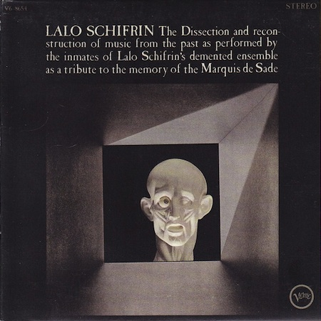 Marquis de Sade — And now, ladies and Gentlemens... Lalo Schifrin !