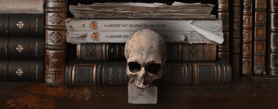 Carnet du Marquis de Sade